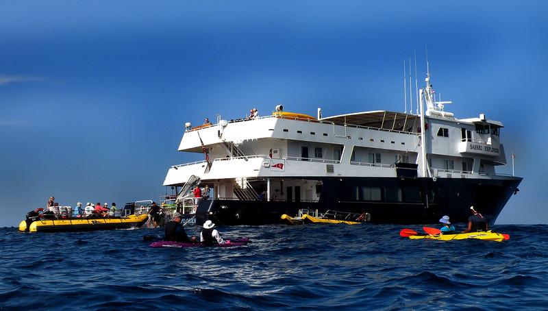UnCruise Adventures Hawaii Hawaiian Seascapes - Hawaiian islands cruise